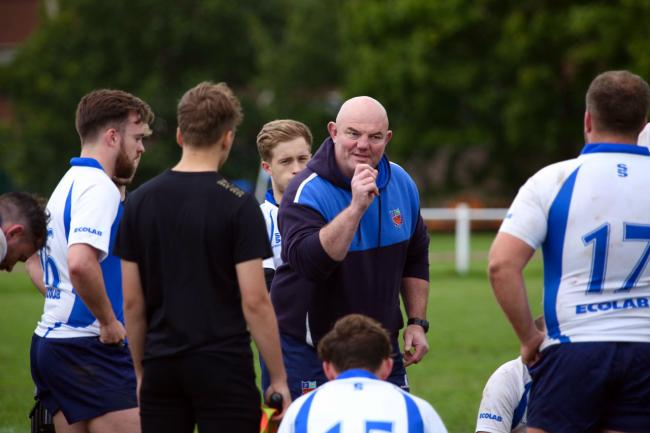 Winnington Park head coach Matt Farr has said a defeat at Southport last weekend acted as a reminder of the standards his players must aspire to at a higher level. Picture: John Pickering