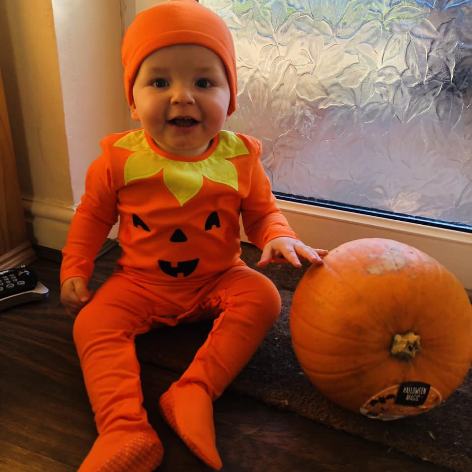 pictures: have your little ones been getting dressed up for