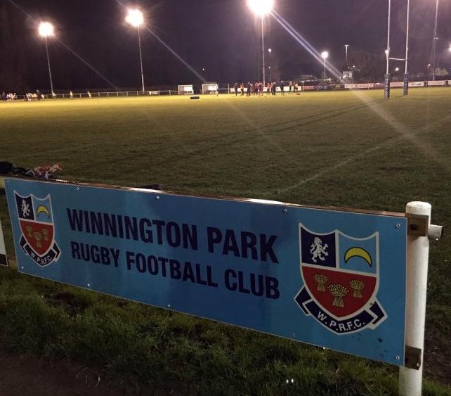 Winnington Park Rugby Club members have pledged their support for a proposal to install new floodlights, and improve existing ones, at the club's Burrows Hill home