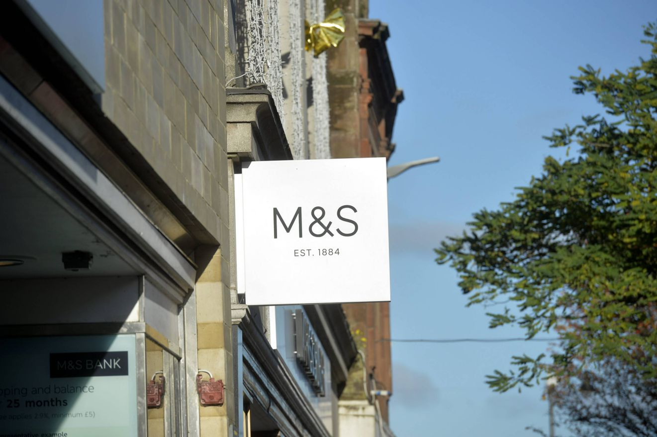 Devastated over M&S