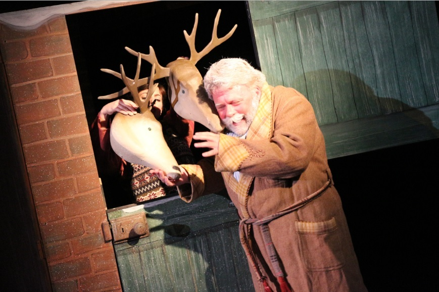 Father Christmas at Sale Waterside Arts Centre