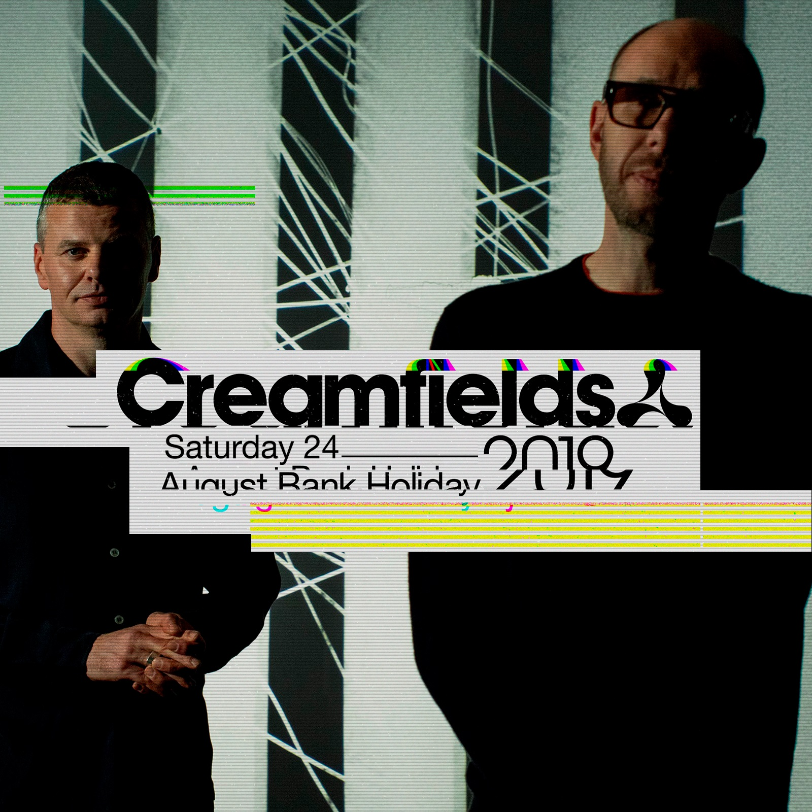 Chemical Brothers join the bill for Creamfields 2019