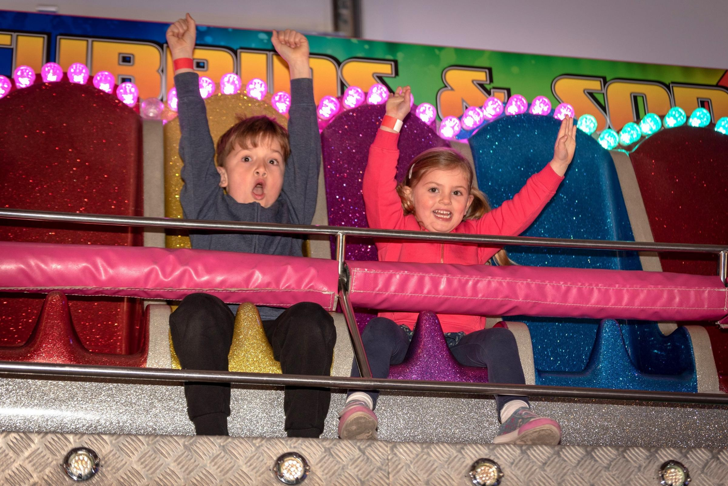 Huge indoor funfair heading for Liverpool