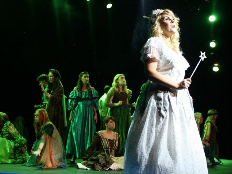 Thank you for the Musicals performed at Altrincham Garrick in 2012