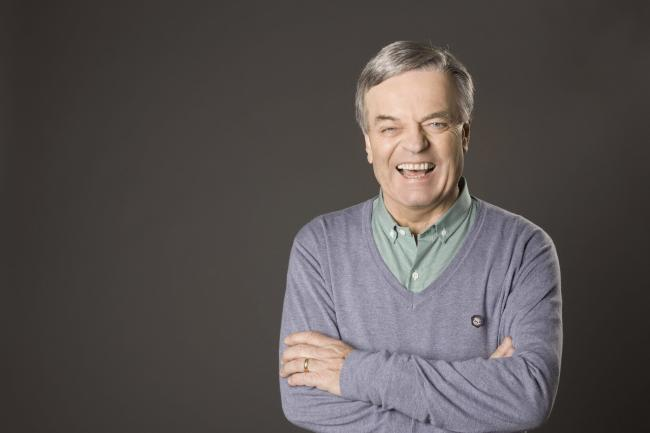 Tony Blackburn was the first voice on BBC Radio 1 and picked the first song to spin – The Move's Flowers in the Rain