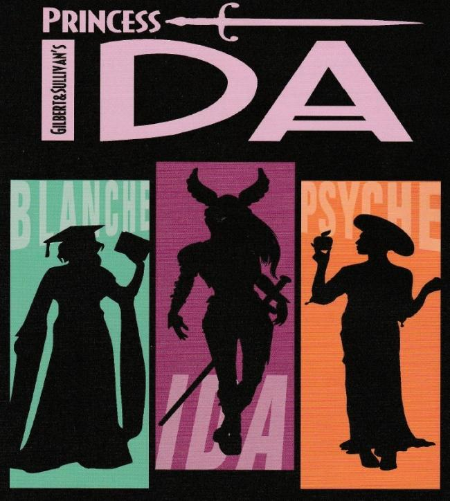ale Gilbert and Sullivan Society will perform Princess Ida at The Lowry