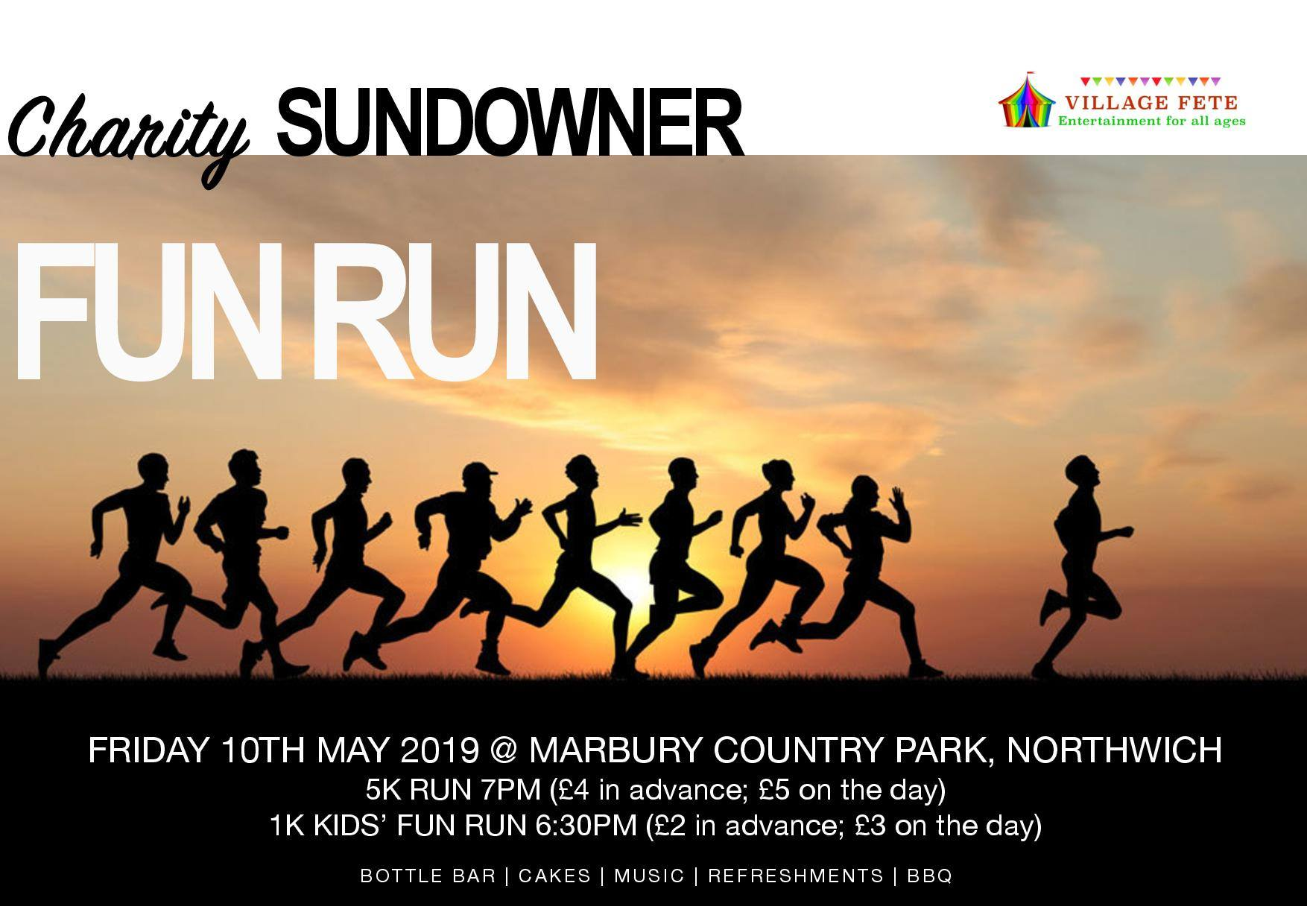 Sundowner 5k & 1k Fun Run
