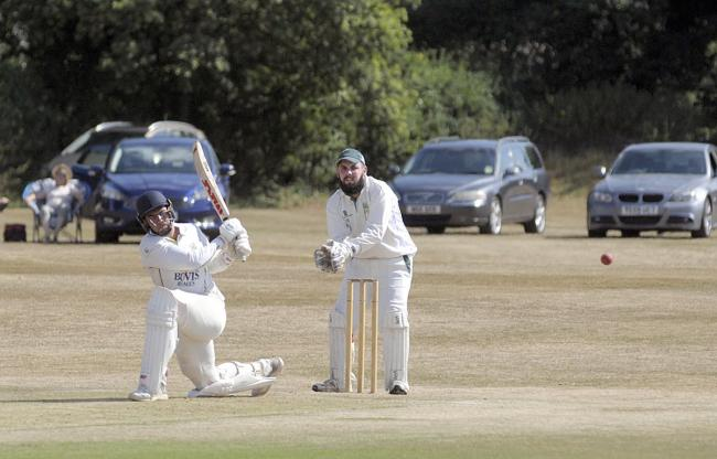 South African Slade Mitrovich amassed more than 1,000 runs during Cheshire League matches for Oakmere last season. They went on to win the Division Two title and have been promoted