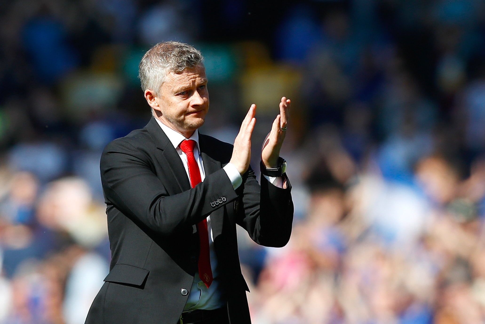Ole Gunnar Solskjaer is determined to be a success as Manchester United manager (Martin Rickett/PA)