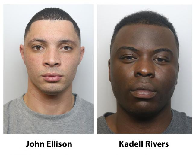 Drug dealers jailed after being caught with class A drugs in