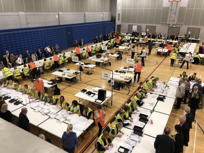 LOCAL ELECTIONS 2019: Results for Northwich and Winsford