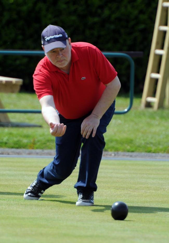 Pete Illidge, Cheshire Senior Merit winner in 2017, is among more than two dozen hopefuls from the Mid-Cheshire Bowling Association seeking to secure their spot at finals day during Saturday's qualifier