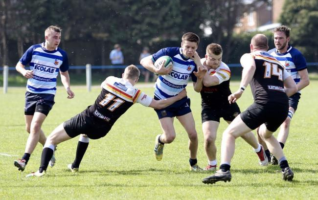 Winnington Park finished sixth in Lancs/Cheshire Division One last season and reached the Cheshire RFU Bowl final. Matt Farr's men have started preparations for a new campaign already. Picture: John Pickering